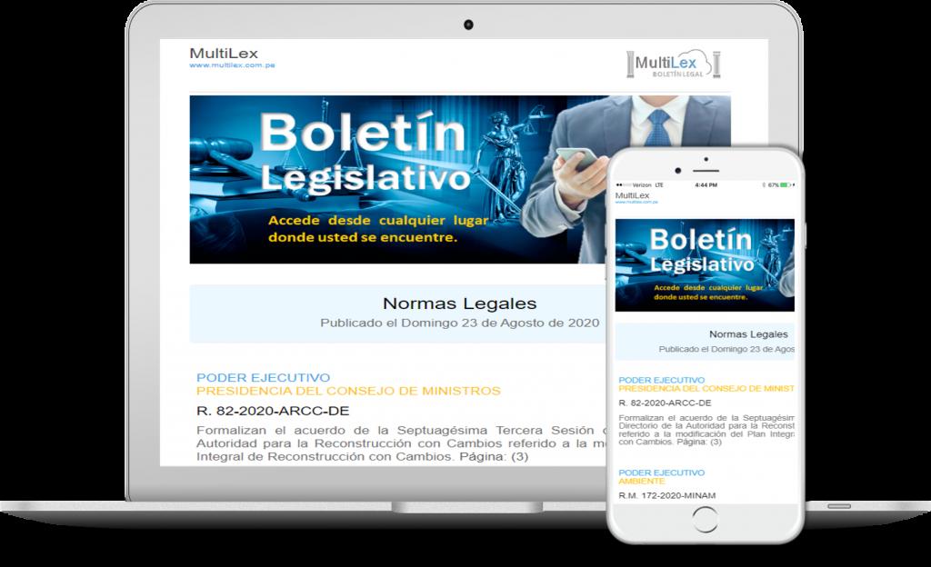 Boletín Legal